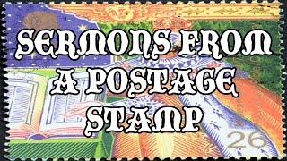 DANNY CASTLE - SERMONS FROM A POSTAGE STAMP!!