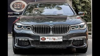 2016 BMW 730 Ld M-Sport | BIG BOY TOYZ | WALKTHROUGH | INDIA