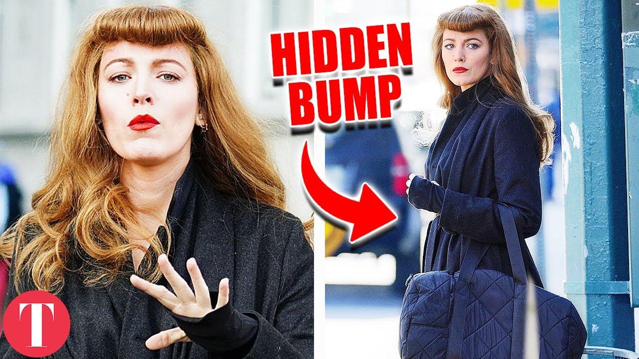 Актерки кои успешно ја скрија својата бременост од јавноста