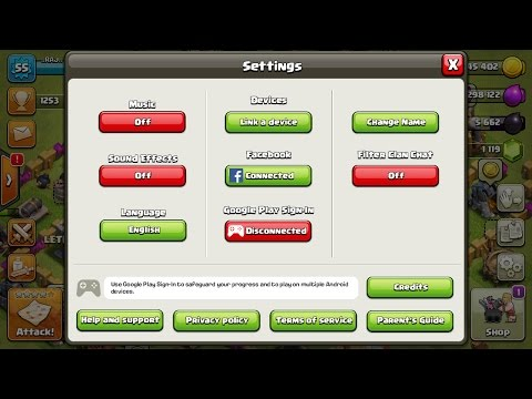 Clash Of Clans Village Won't Load Problem  Solved.  Only Working Solution  Available  On Web.