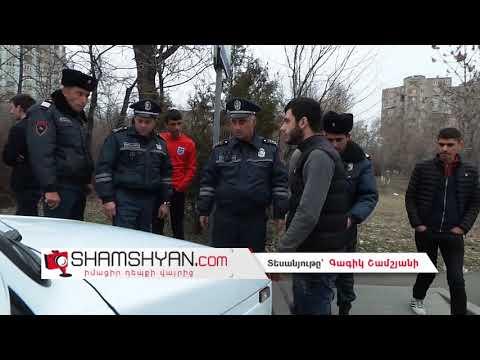 Վրաերթ Երևանում. վարորդը Նիվայով վրաերթի է ենթարկել 9-ամյա աղջնակի. վարորդը փախուստի չի դիմել