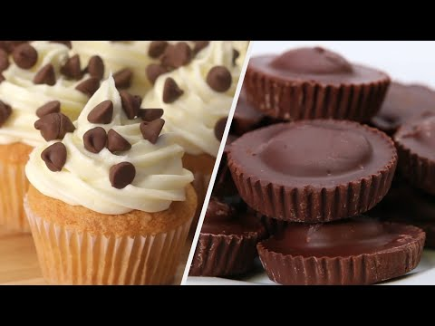 Sweet Desserts For Cookie Dough Lovers • Tasty Recipes