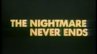 The Nightmare Never Ends (1980) F@#k it all!!!
