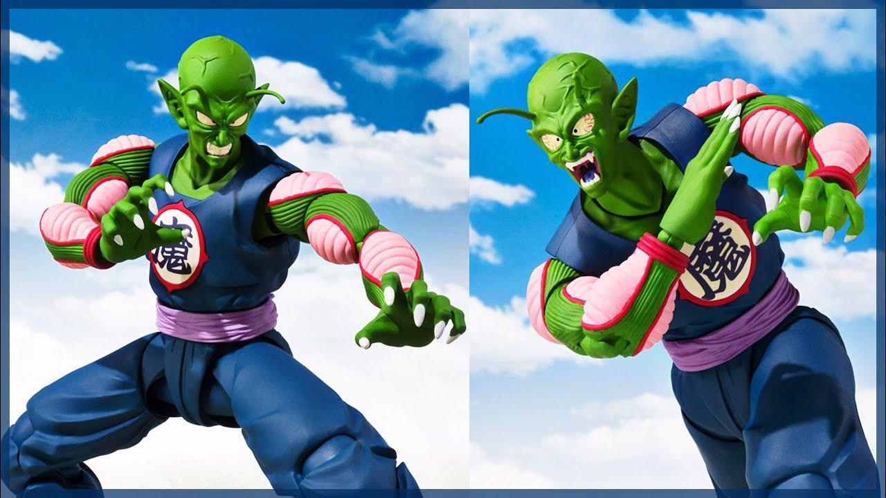 S.H Figuarts Dragonball Z Piccolo Daimao King action figure Tamashii Bandai