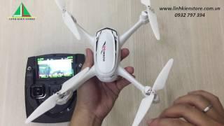 Flycam Hubsan H502S - Hướng dẫn lắp ráp và sử dụng