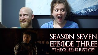 "Hogwarts Reacts: Game of Thrones S07E03 - ""The Queen's Justice"""