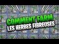 DE L'HERBE FIBREUSE FACILE - FORTNITE SAUVER LE MONDE