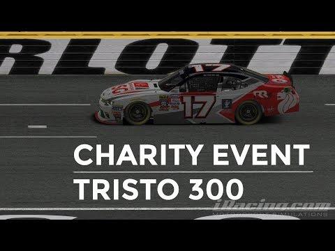 iRacing: Tristo 300 ANZCAR Charity Event (NASCAR Xfinity X Charlotte)