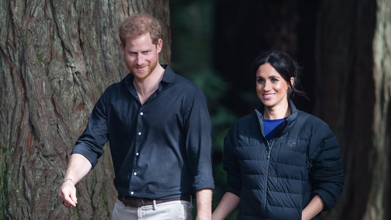 How Meghan Markle and Harry Are Getting Through the Quarantine