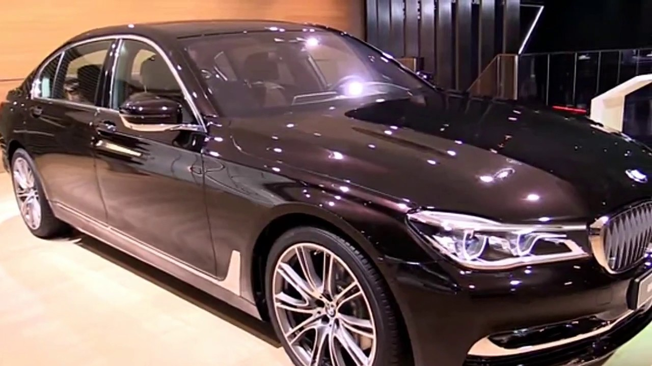 2018 BMW 7 Series 750Li Sport Limited Special First Impression Lookaround Review
