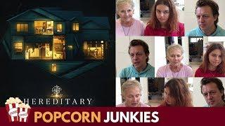 Hereditary Movie Review (NO SPOILERS) | - Nadia Sawalha & Family