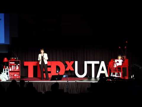 Revolutionizing Nursing Education: Patricia Thomas at TEDxUTA