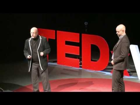 The Ginger Paradigm: Marc Miletich & Ip Wischin At TEDxVienna