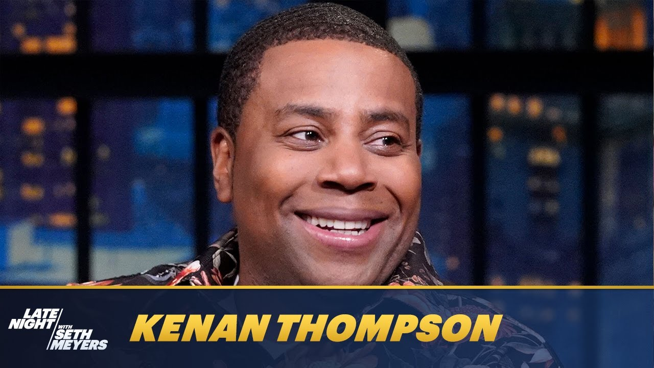 Kenan Thompson's Driving Made Seth Squirm in His Seat