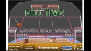 "Facing the ""legends"" - Sports Heads Basketball"
