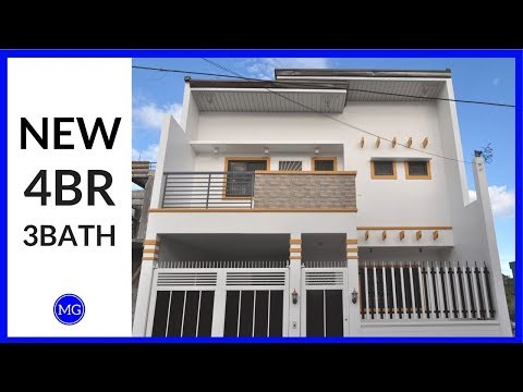 BRAND NEW Paranaque House and Lot for Sale near SM City BF
