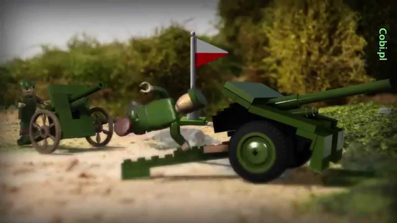 Mała Armia Small Army Ww2 15s Od Cobipl Youtube