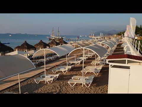 Лето 2018 Tui Fun&Sun Club Saphire 5*. Обзор территории отеля.