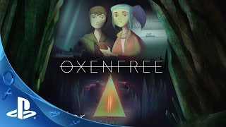 OXENFREE - Announce Trailer | PS4