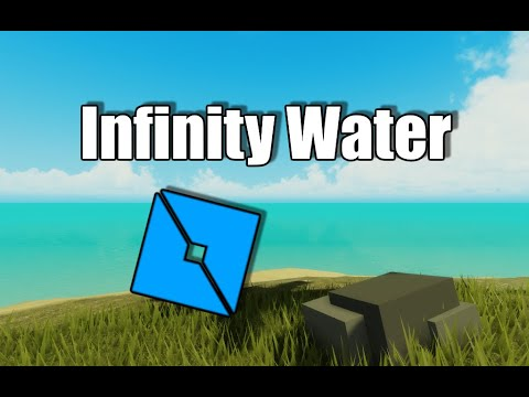 How To Make Infinity Water In ROBLOX Studio