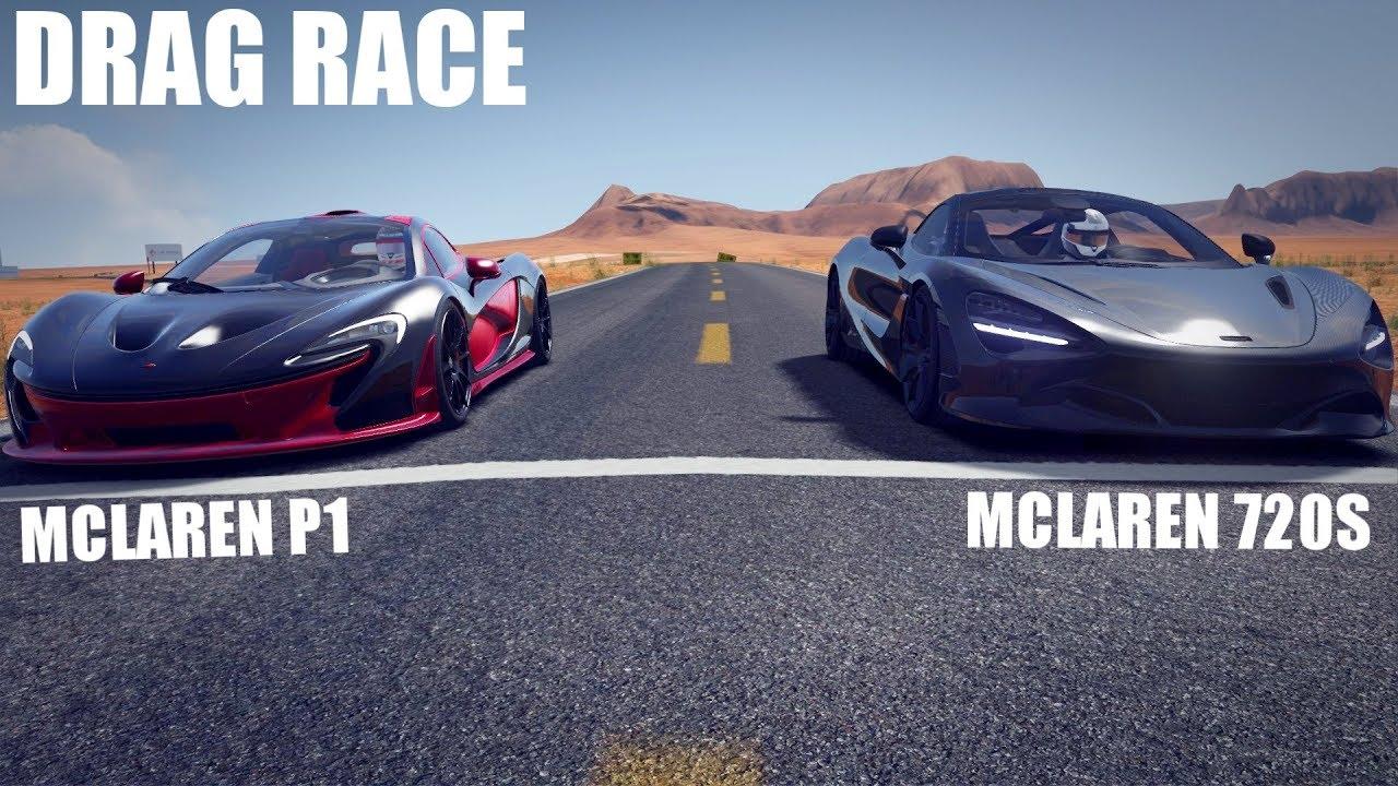 photo Watch The Ultimate Hypercar Race: McLaren P1 Vs LaFerrari Vs Porsche 918 Spyder