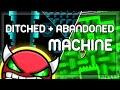 Ditched Machine + Abandoned Machine COMBINED!