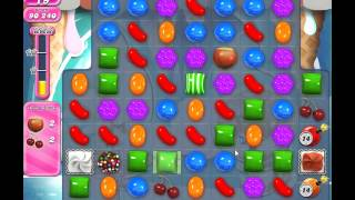 Candy Crush Saga - Level 502 - No boosters