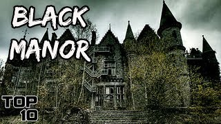 Top 10 Scariest Haunted Castles