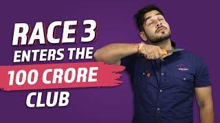 Race 3 enters the 100 crore club | Bollywood | Pinkvilla | Race 3