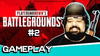 Vídeo - Battlegrounds com Magal, Mederi e Patriota