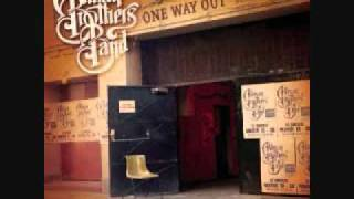 The Allman Brothers Band - Old Before My Time
