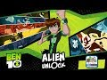 Ben 10 Omniverse: Alien Unlock - Grandpa Max has hidden the new Omnitrix (Cartoon Network Games)
