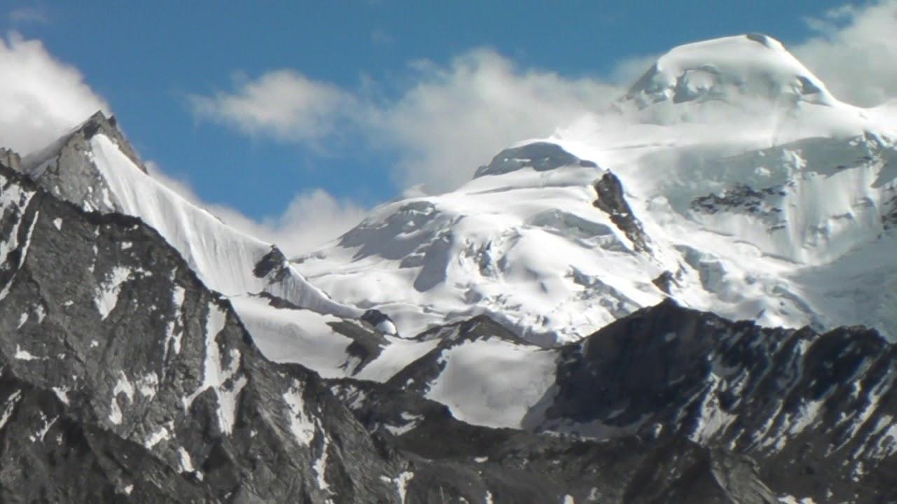 氷河 インド