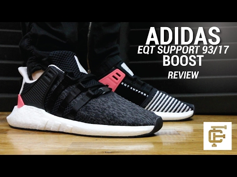 Adidas Boost 9317 Youtube Eqt Support Review QeWrCodBEx