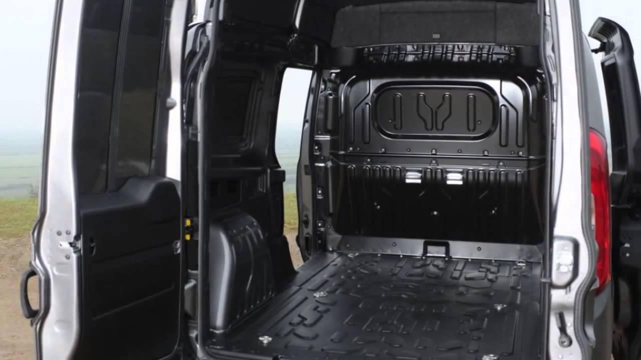 2015 Fiat Doblo Cargo Van Review Youtube