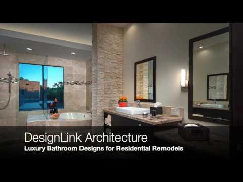 Luxury Bathroom Designs for Residential Remodels in Scottsdale, Arizona