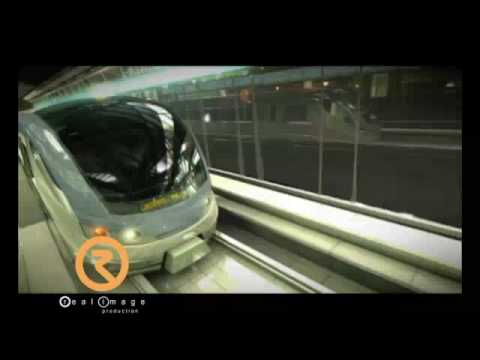 Real Image : Making of Dubai Metro : Special Effects : Behind the Scenes