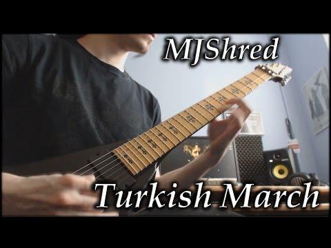 Turkish March Mozart Metal Version