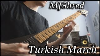 Repeat youtube video Turkish March Mozart Metal Version