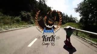 Kebbek KnK Longboard Camp feat. Fionn Kraft