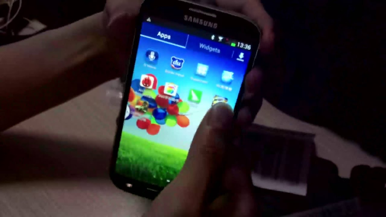 Samsung Galaxy S3 Android 5 0 Прошивка - YouTube