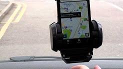 Smartphone Sat Nav Test: iPhone 5, Samsung Galaxy S3, BlackBerry Z10 And Nokia Lumia 820