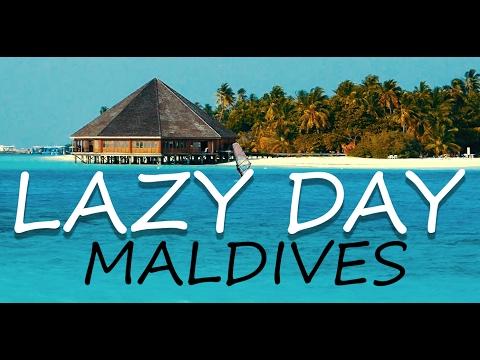 Lazy Day on Dhiffushi, Maldives.