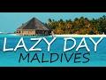 Film Lazy Day on Dhiffushi, Maldives.