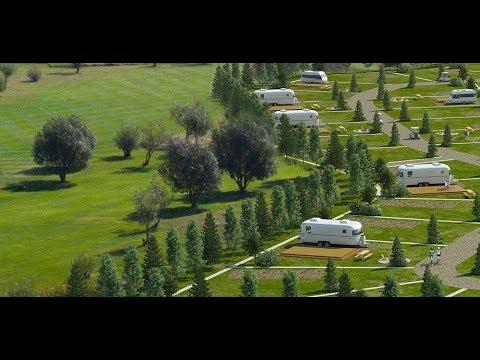 The Greens at Oasis Grove Golf & RV Resort near Calgary