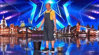 Britain's Got Talent 2019 Tony Rudd Impresionist Full Audition S13E07