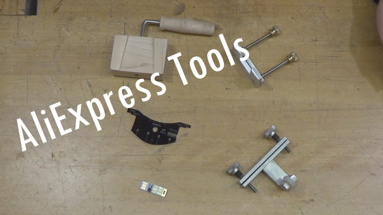 AliExpress Tools - Are they worth the money? - Unboxing and review