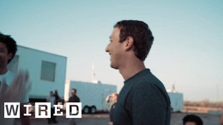 Facebook's Huge Internet-Beaming Drone Takes Flight | WIRED