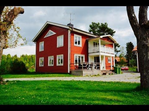 Angelurlaub in Schweden, Region Hälsingland, Haus Flottarvillan 2