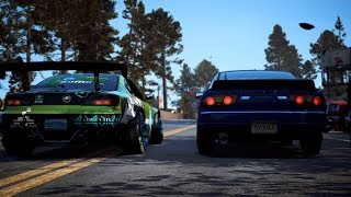 Need For Speed Payback - Noise Bomb League & Drift King Walkthrough [Hard Difficulty]